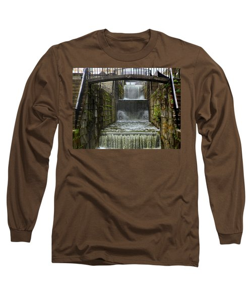 Lockport Falls Long Sleeve T-Shirt