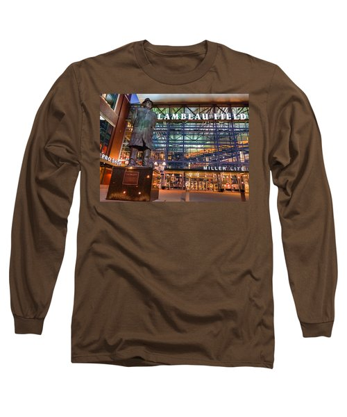 Lombardi At Lambeau Long Sleeve T-Shirt