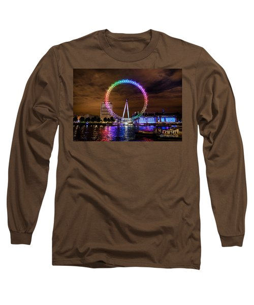 London Eye Pride Long Sleeve T-Shirt