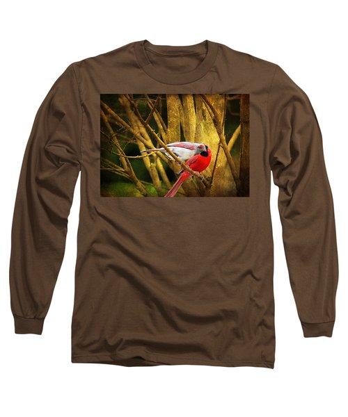Love In A Dark World Long Sleeve T-Shirt
