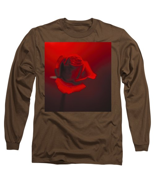 Love Long Sleeve T-Shirt by Lana Enderle