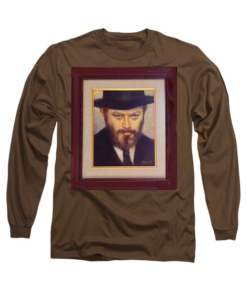 Lubavitcher Rebbe  Long Sleeve T-Shirt