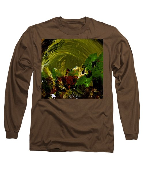 Intuitive Painting  803 Long Sleeve T-Shirt