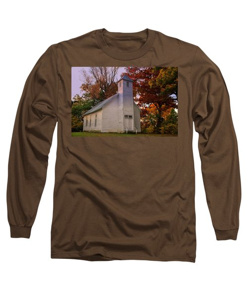 Macedonia Missionary Baptist Church Long Sleeve T-Shirt by Chris Flees