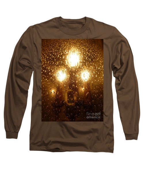 Macro Lights Long Sleeve T-Shirt