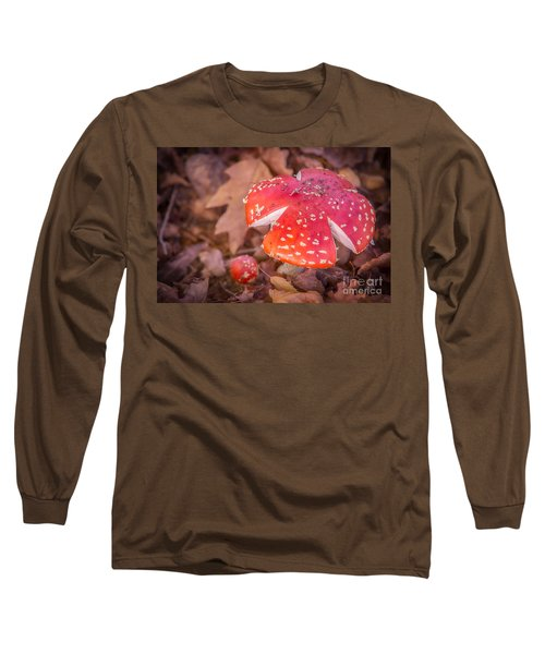 Magic Mushroom Long Sleeve T-Shirt