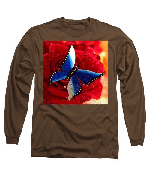 Magic On The Wall Long Sleeve T-Shirt