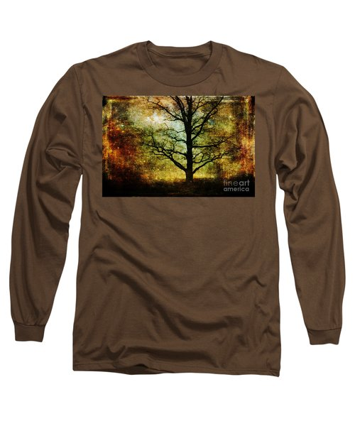 Magic Night Long Sleeve T-Shirt by Randi Grace Nilsberg