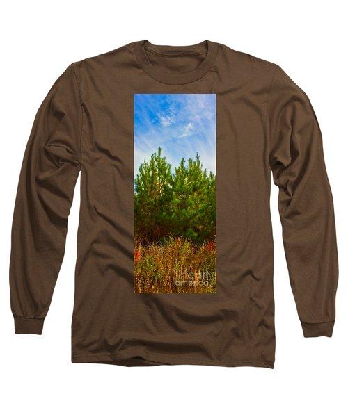 Magical Pines Long Sleeve T-Shirt