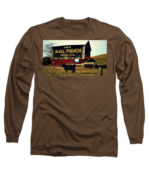 Mail Pouch-4 Long Sleeve T-Shirt