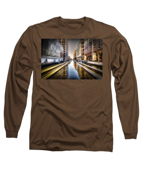 Main Street Square Long Sleeve T-Shirt