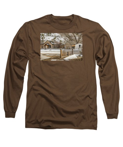 Long Sleeve T-Shirt featuring the photograph Main Street by Sue Smith