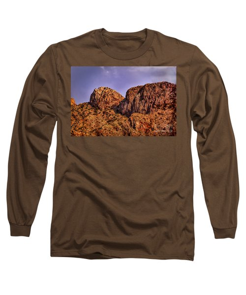 Long Sleeve T-Shirt featuring the photograph Majestic 15 by Mark Myhaver
