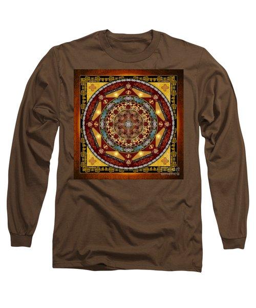 Mandala Oriental Bliss Long Sleeve T-Shirt