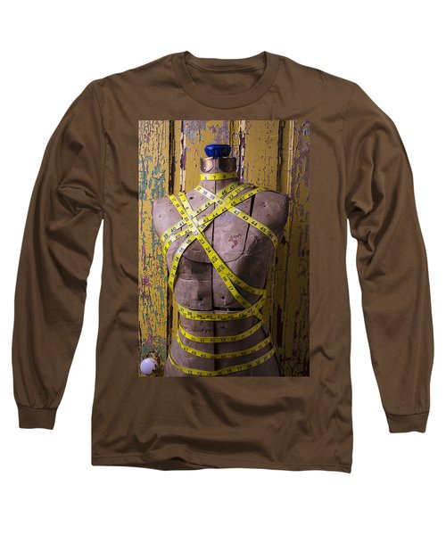 Mannequin Form Long Sleeve T-Shirt