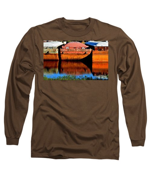 Many Miles Long Sleeve T-Shirt