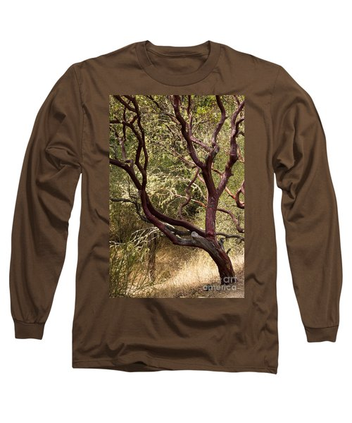 Manzanita Tree Long Sleeve T-Shirt