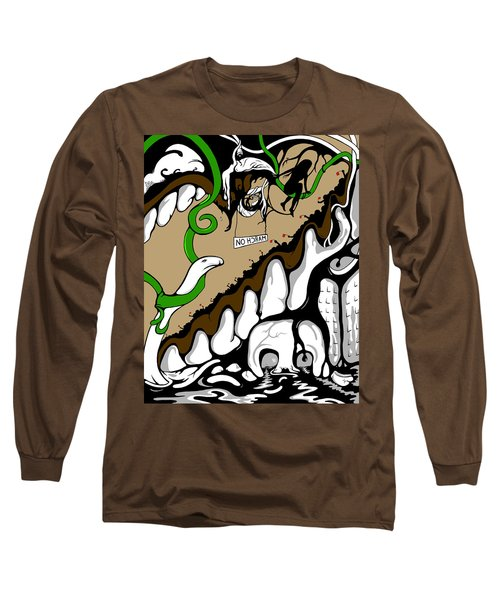 March On Long Sleeve T-Shirt