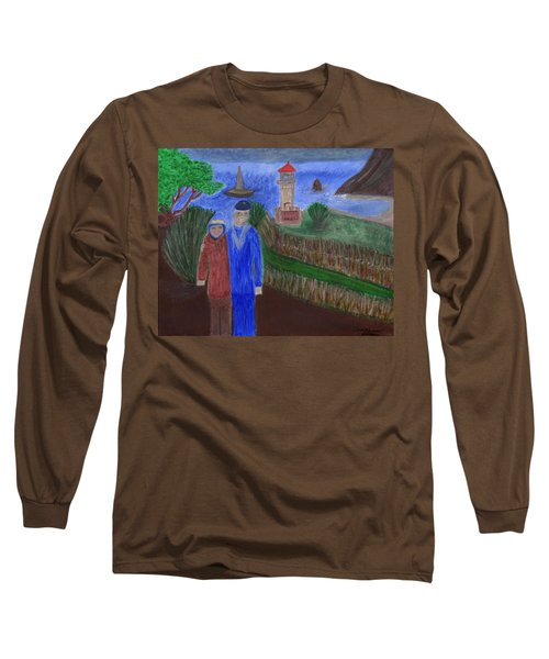 Mariner's Cove  Long Sleeve T-Shirt
