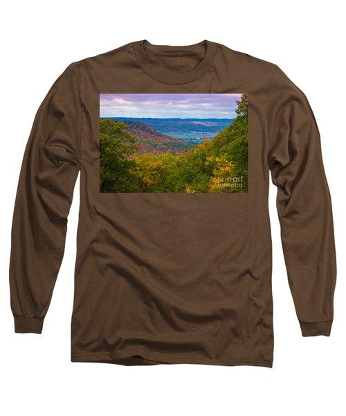 Martin Hill Foliage Long Sleeve T-Shirt
