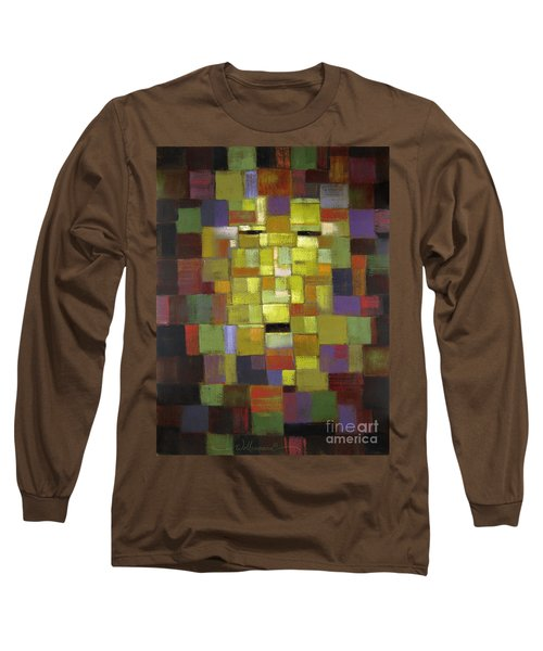 Mask Of Color Long Sleeve T-Shirt