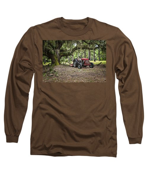 Massey Ferguson - Live Oak Long Sleeve T-Shirt