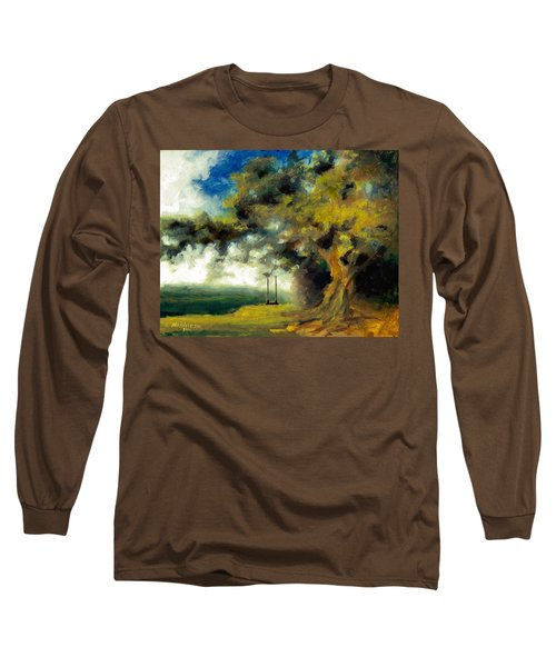 Meet Me At Our Swing Long Sleeve T-Shirt