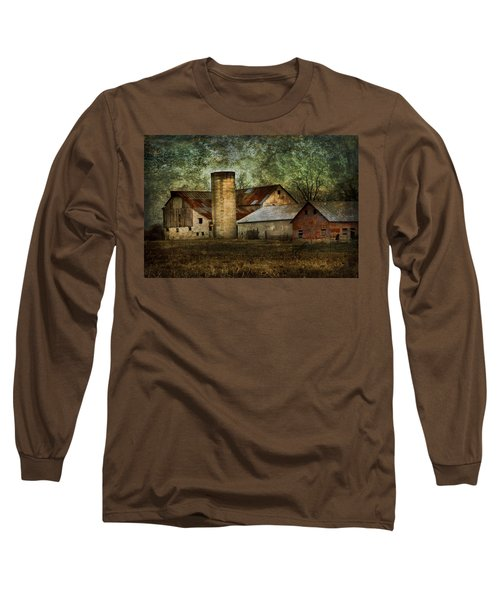 Mennonite Farm In Tennessee Usa Long Sleeve T-Shirt