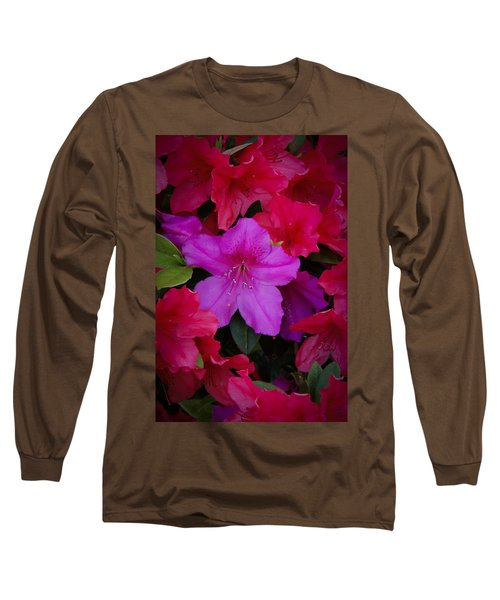 Merging Azaleas 2 Long Sleeve T-Shirt