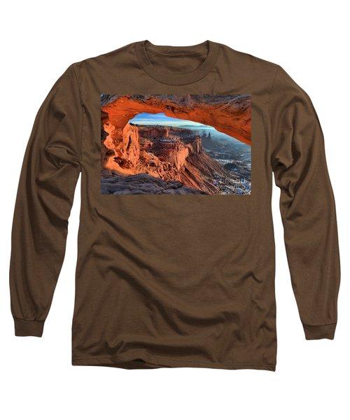 Mesa Arch Frame Long Sleeve T-Shirt