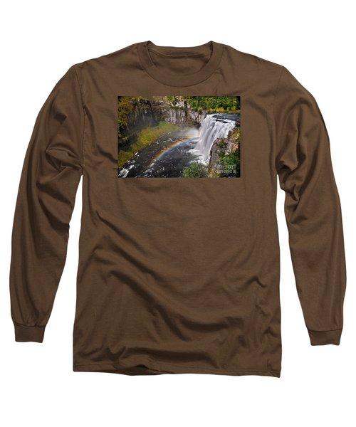 Mesa Falls Long Sleeve T-Shirt by Robert Bales