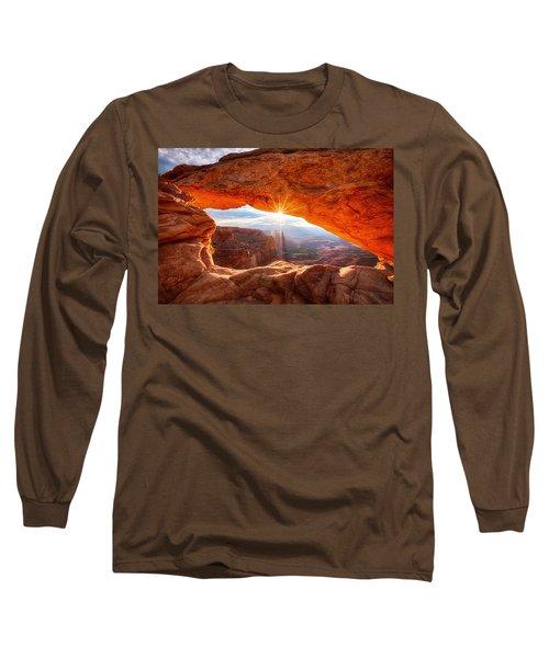 Mesa's Sunrise Long Sleeve T-Shirt