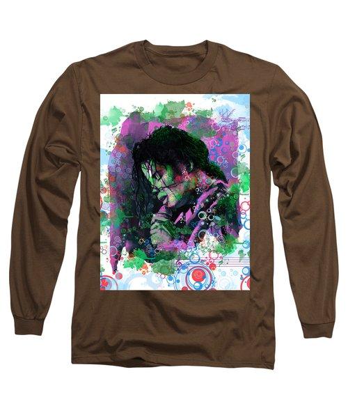 Michael Jackson 16 Long Sleeve T-Shirt