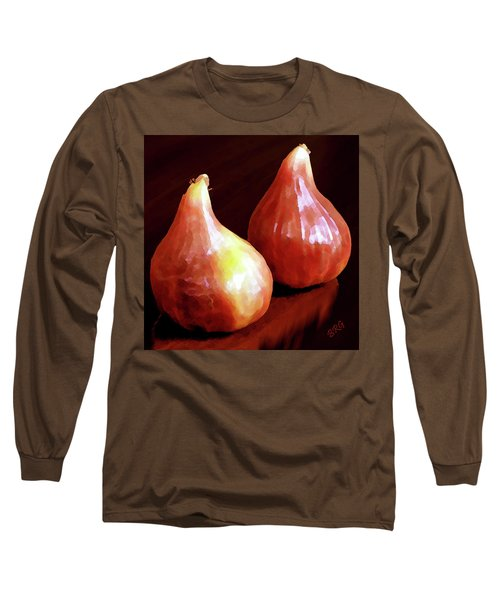 Midnight Figs Long Sleeve T-Shirt