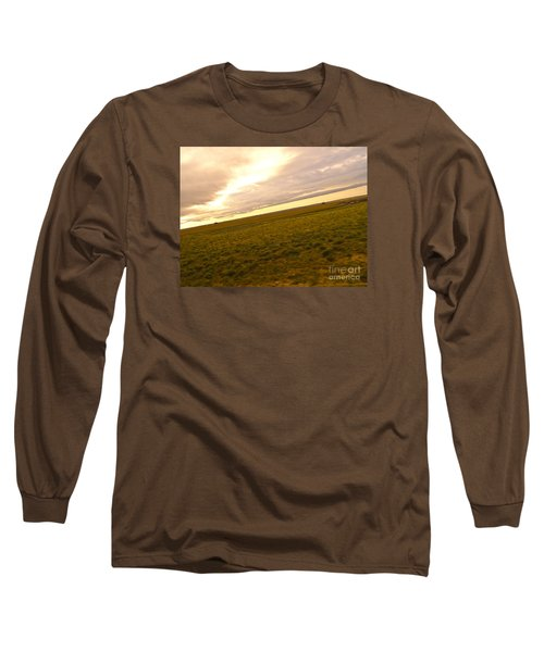 Midwest Slanted Long Sleeve T-Shirt