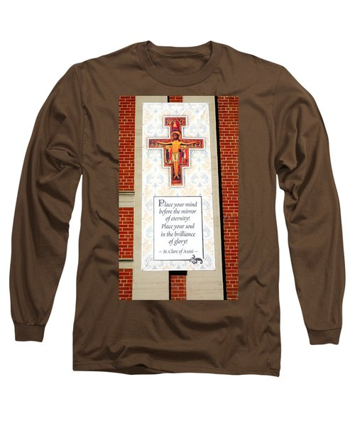 Mind And Soul Long Sleeve T-Shirt