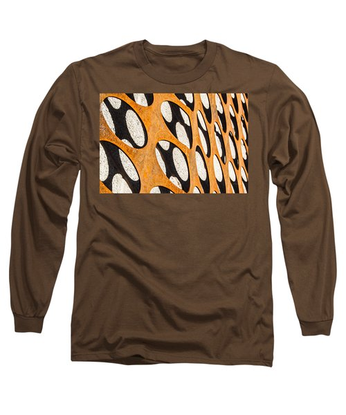 Mind - Logic Long Sleeve T-Shirt by Steven Milner