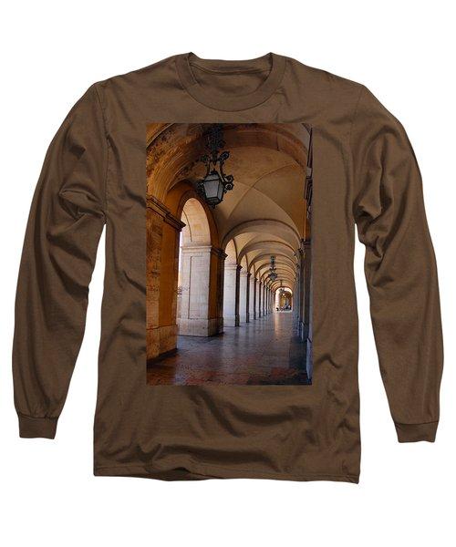 Ministerio Da Justica Long Sleeve T-Shirt