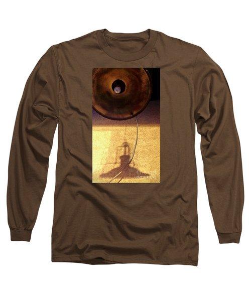 Long Sleeve T-Shirt featuring the photograph Misperception by James Aiken