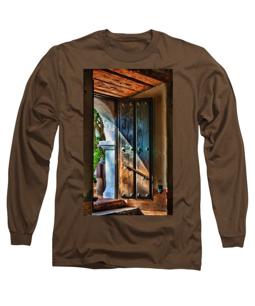 Mission Door Long Sleeve T-Shirt