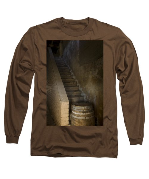 Mission San Antonio De Padua Jolon Ca Long Sleeve T-Shirt