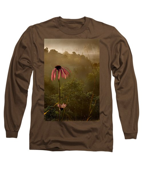 Mist On The Glade Long Sleeve T-Shirt