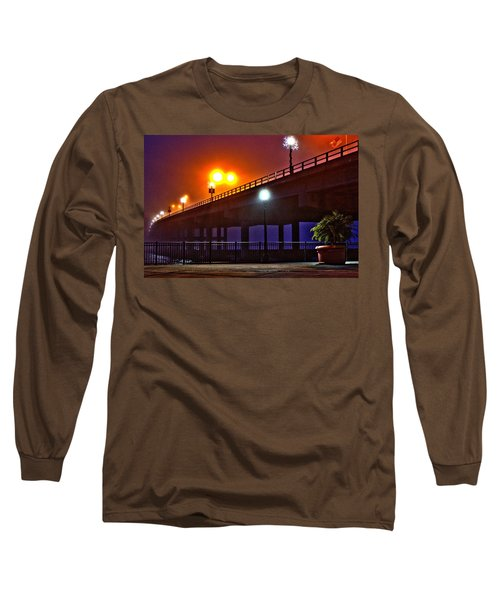 Misty Bridge Long Sleeve T-Shirt