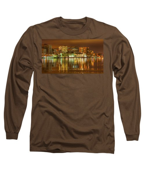 Monona Terrace Madison Wisconsin Long Sleeve T-Shirt