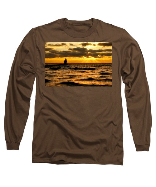 Moody Morning Long Sleeve T-Shirt