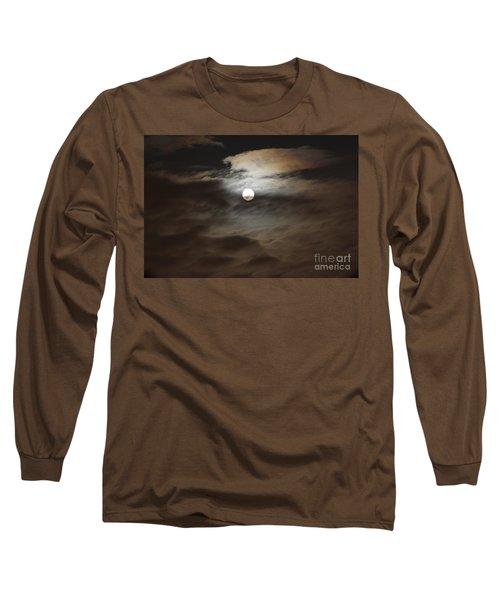Moon Shine 2 Long Sleeve T-Shirt