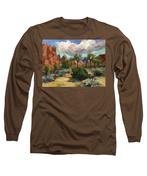 Morning At Joshua Long Sleeve T-Shirt
