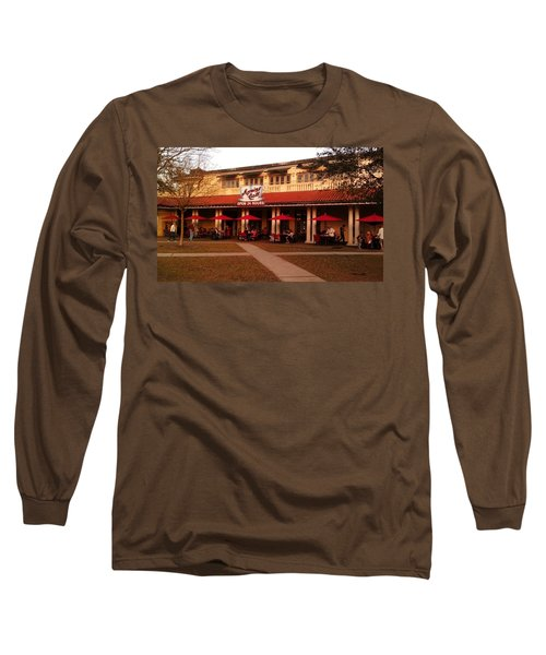 Morning Call In The Oaks - New Orleans City Park Long Sleeve T-Shirt