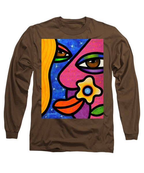 Morning Gloria Long Sleeve T-Shirt
