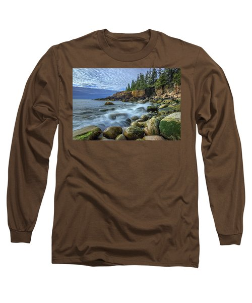 Morning In Monument Cove Long Sleeve T-Shirt